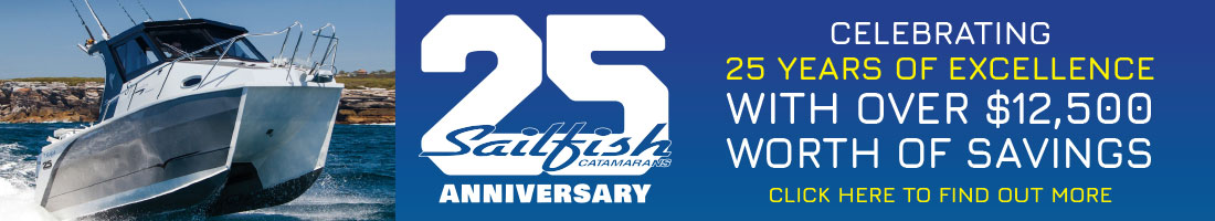 Salefish Catamarans - Celebrating 25 Years